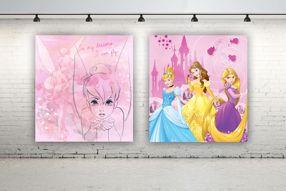 Princess prints